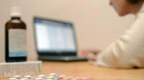 Online-Apotheken erfreuen sich wachsender Beliebtheit.