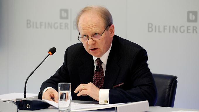 Herbert Bodner übergibt ein funktionierendes Unternehmen.