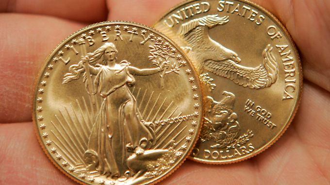 Dollar verliert an Wert: Utah will Goldwährung einführen