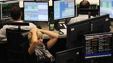 Der Börsen-Tag: Fester Euro lässt Dax unter 13.000 Punkte fallen