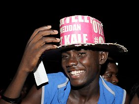 Die Haitianer sollen sich wieder frei fühlen.