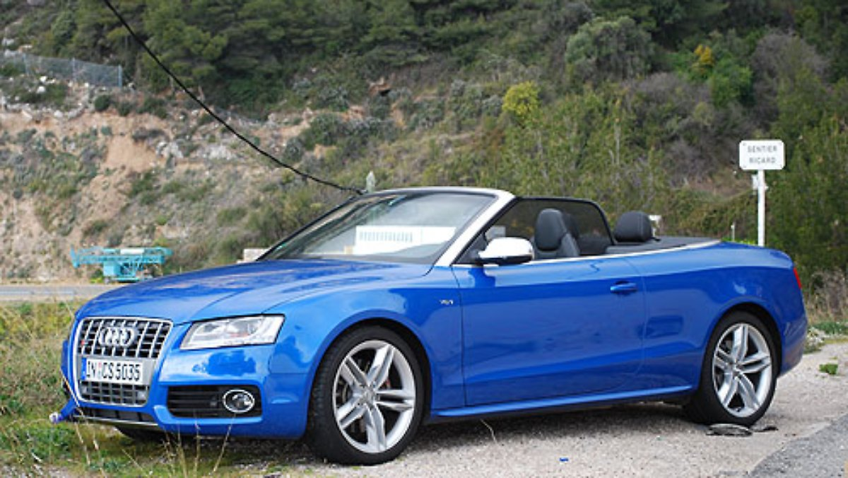 Audi S5 Cabrio Kir Royal Aus Ingolstadt N