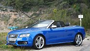 Audi S5 Cabrio: Kir Royal aus Ingolstadt