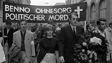 DDR-Spionage im Westen?: Fall Ohnesorg entfacht neue Stasi-Debatte