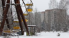 Einsame Menschen und verlassene Landschaften: Die verlorenen Orte um Tschernobyl