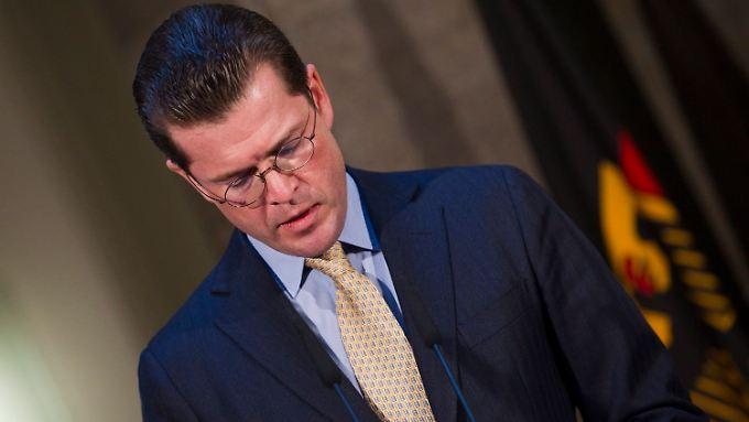 Uni will Plagiatsbericht veröffentlichen: Guttenbergs Anwalt reagiert empört