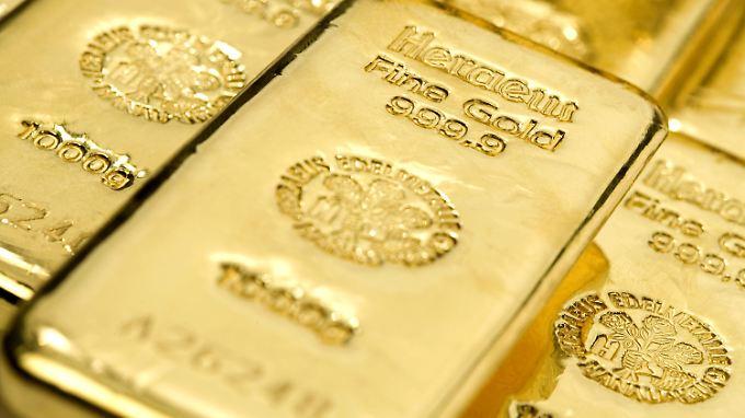 Höhenflug: Gold ist teuer wie nie