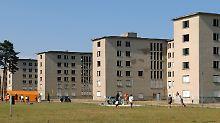 Vor 75 Jahren wurde der Grundstein für das KdF-Seebad Prora gelegt - fertiggestellt wurde es nie.