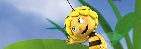 Die berühmteste Biene der Welt: Maja.