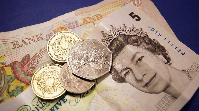 11 Pfund In Euro