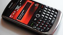 RIM wird seine Blackberrys schwer los.