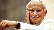 Politischer Reformer und dogmatischer Hardliner: Papst Johannes Paul II. wird seliggesprochen