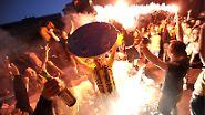 Eruption der Emotionen: Dortmund feiert seine Borussia