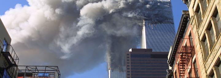 Die Terroranschläge vom 11. September: Die Chronologie der Ereignisse