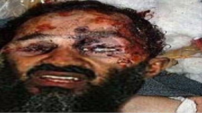Dieses Bild zeigt nicht Osama Bin Laden.