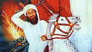 Ein Massenmörder als Popikone: Osama bin Laden Superstar
