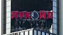 Lukoil gehört zu den größten Ölkonzernen der Welt.