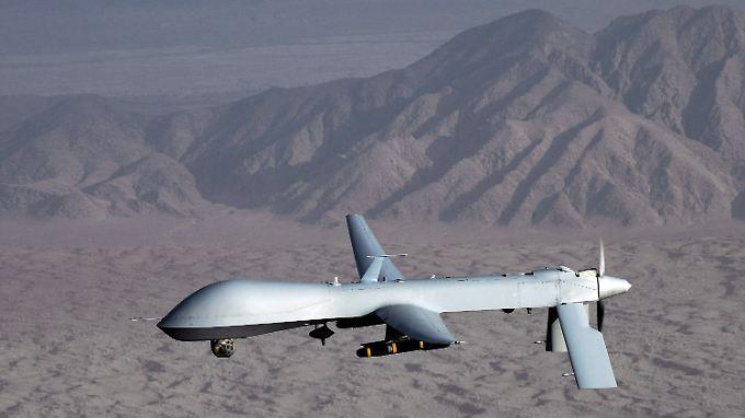 Misserfolg im Jemen: US-Drohne verfehlt Al-Kaida-Chef