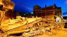 Tote und Dutzende Verletzte: Schweres Beben erschüttert Spanien