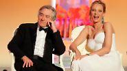 Die Frauen von Cannes: Uma Thurman ist die Schönste