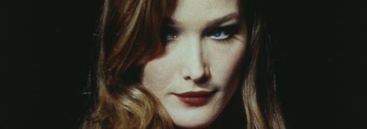 Model, Muse, Musikerin: Die Gesichter der Carla Bruni