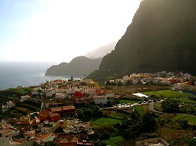 Inselidylle: Bettenburgen wie auf Teneriffa oder Gran Canaria gibt es auf La Gomera nicht.