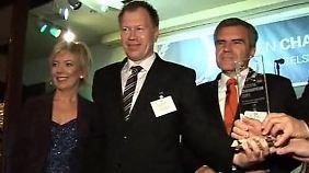 """Mittelstandspreis """"Hidden Champion"""": n-tv ehrt Wurst Stahlbau"""