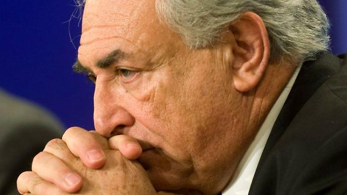 Debatte um Nachfolge entfacht: IWF-Chef Strauss-Kahn tritt zurück