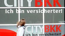 Das gilt nicht mehr: City-BKK-Kunden müssen sich eine neue Kasse suchen.