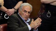 Im goldenen Käfig: Strauss-Kahn steht unter Hausarrest