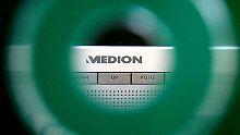 Medion rückt in den Fokus von Lenovo.