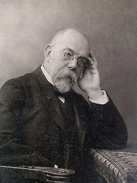 Robert Koch: Tausende Tuberkulose-Kranke setzten ihre Hoffnung in den von ihm entwickelten Impfstoff. Die Enttäuschung war groß. Dennoch war Tuberkulin kein völliger Fehlschlag. Es heilt nicht, aber es dient heute der Diagnose.