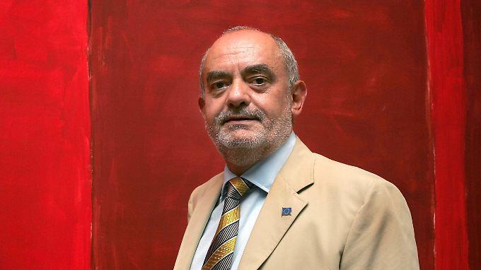 Lovro Mandac: Eine Fusion mit Kaufhof kommt nicht in die Tüte.