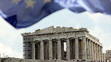 Deutsche Banken in Griechenland: Wer wie tief im hellenischen Schuldensumpf steckt