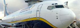 Nach Ryanair-Streichungen: Regionalflughäfen leiden