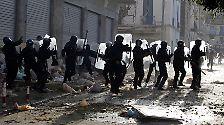"""""""Gläserne Wand der Angst zersprungen"""": Der arabische Frühling"""