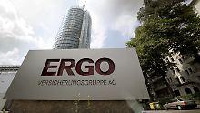 Für die PR-Abteilung der Ergo geht ein hartes Jahr zu Ende.