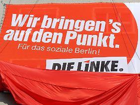 Die Partei, die sich soziale Kompetenz auf die Fahne schreibt, muss sich gegen Antisemitismus-Vorwürfe wehren.