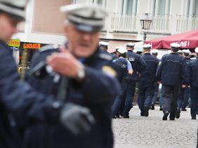 Die Anti-Terror-Gesetze erweiterten die Befugnisse der Sicherheitsbehörden.