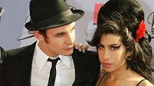 Amy Winehouse und ihr Ex-Mann, Blake Fielder-Civil.