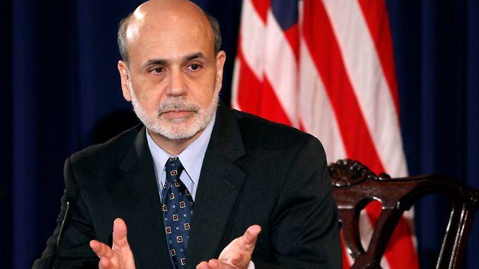 Wirtschaftliche Erholung zu langsam: Bernanke geht Puste aus