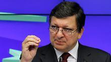 """Barroso lobt """"Expertise, Erfahrung und Talent"""" Lagardes."""