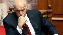 Regierungschef Papandreou geht auf die Jagd nach Steuerhinterziehern.