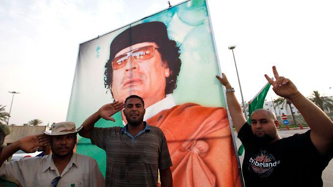 Viele Libyer werden Gaddafi laut Beobachtern nicht in den Heiligen Krieg folgen.