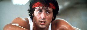 """Für immer Rocky, Rambo und der """"Hengst"""": Durchgeboxt und durchgeballert: Sylvester Stallone"""