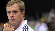 Martin Heuberger soll bis 2014 bleiben.