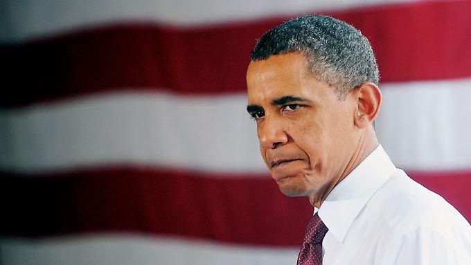 Obama will eine Lösung im Streit um die Anhebung der Schuldenobergrenze.