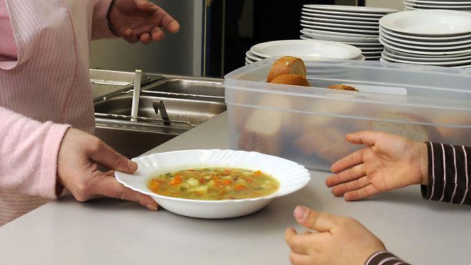 Da vielen Schulen kein Essen anbieten, ist das Lunchpaket für Schüler unerlässlich.