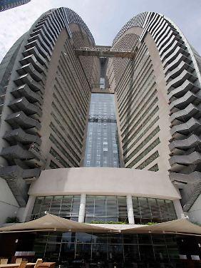 Das Panama Trump Hotel.