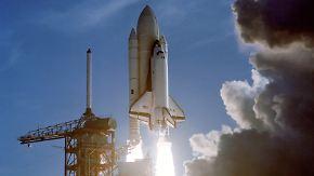 NASA stoppt Space Shuttle: Raumfahrt-Epoche geht zu Ende